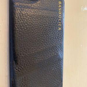 Bandolier iPhone 6 Black / Silver case